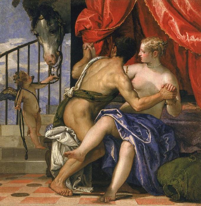 Марс и Венера. Веронезе (Паоло Кальяри)