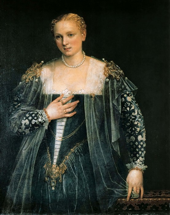 The Beautiful Nani. Veronese (Paolo Cagliari)