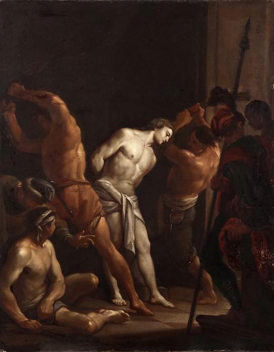 The Flagellation of Christ. Francesco Trevisani (After)