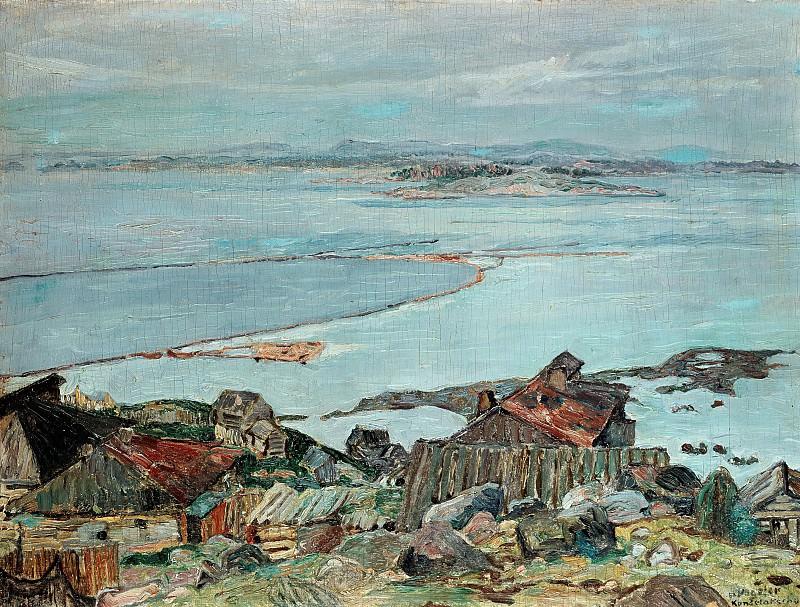 Kandelaksha. Heinrich Vogeler