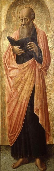 Святой Варнава. Антонио Виварини