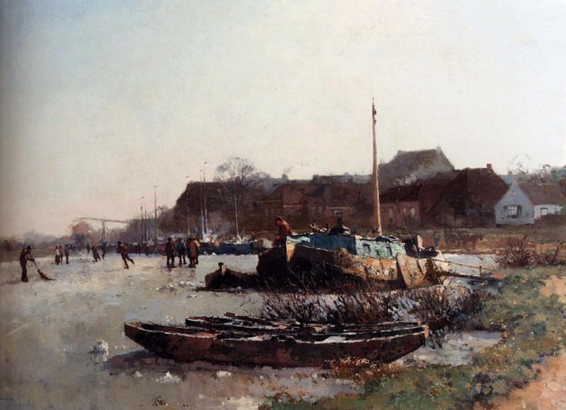 #06697. Cornelis Vreedenburgh