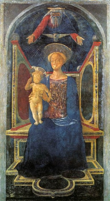 Madonna and Child1 WGA. Domenico Veneziano