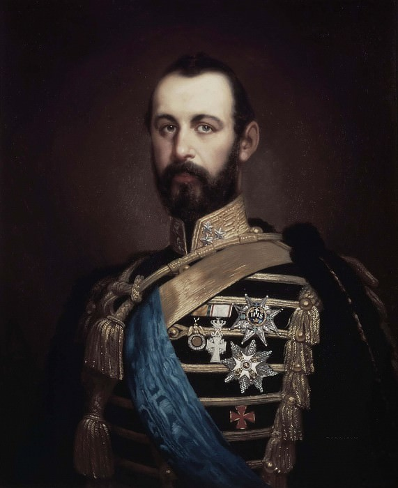 Karl XV. Gottfrid Virgin
