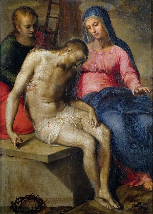 Pieta (school). Marcello Venusti