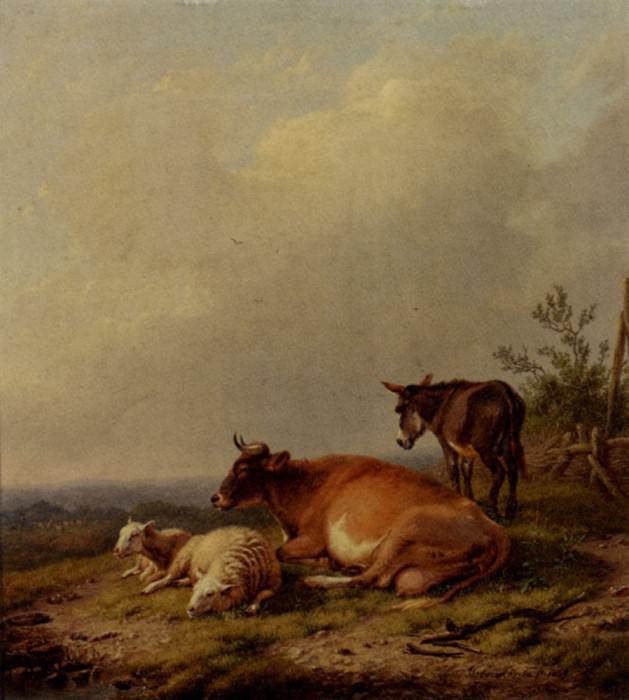 #07240. Eugene Joseph Verboeckhoven