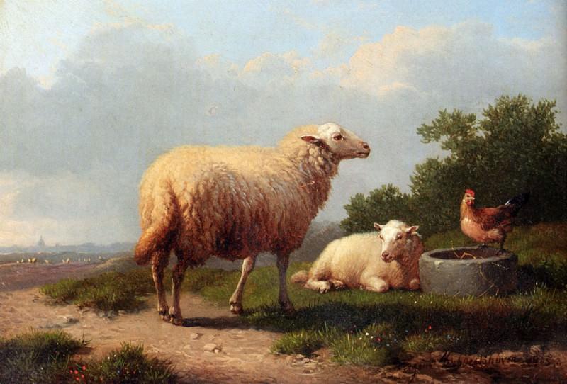 #07256. Eugene Joseph Verboeckhoven