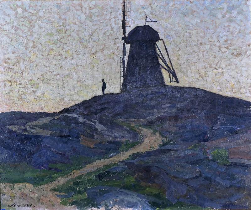 The Windmill. Carl Wilhelmson