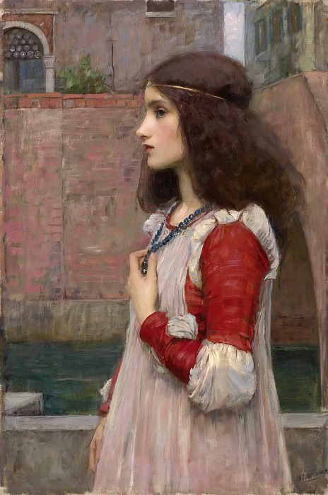 Juliet. John William Waterhouse