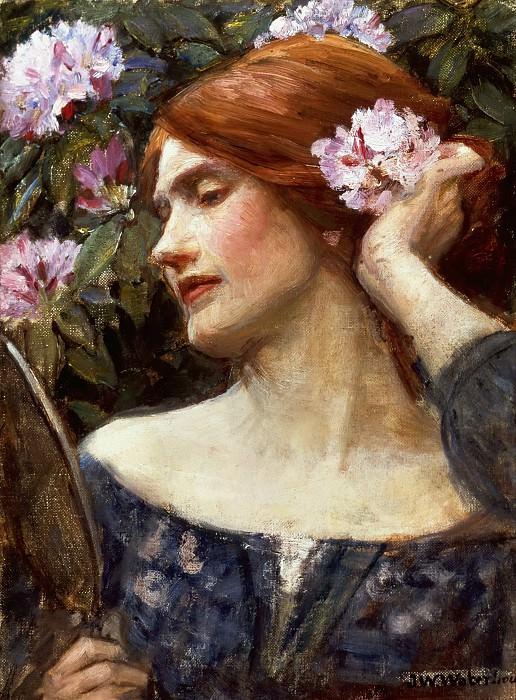 Vanity. John William Waterhouse