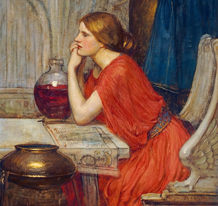 Circe. John William Waterhouse