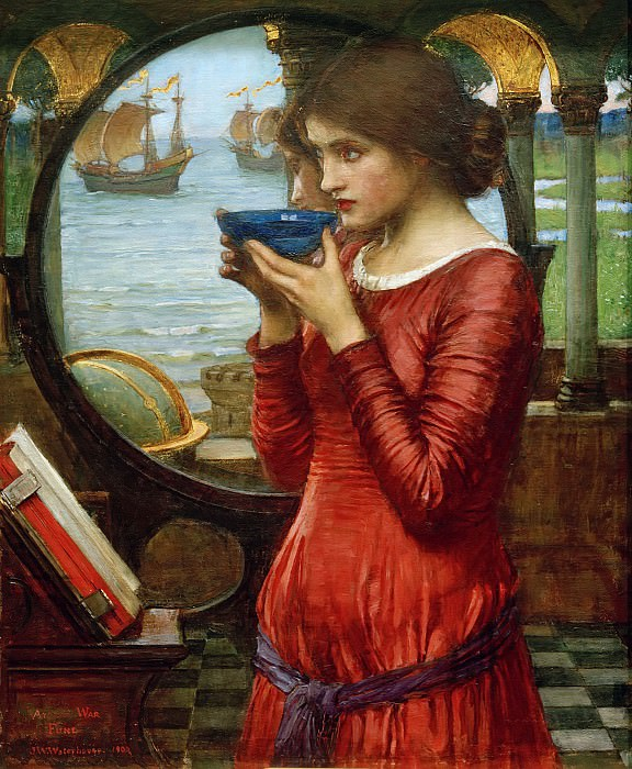 Destiny. John William Waterhouse