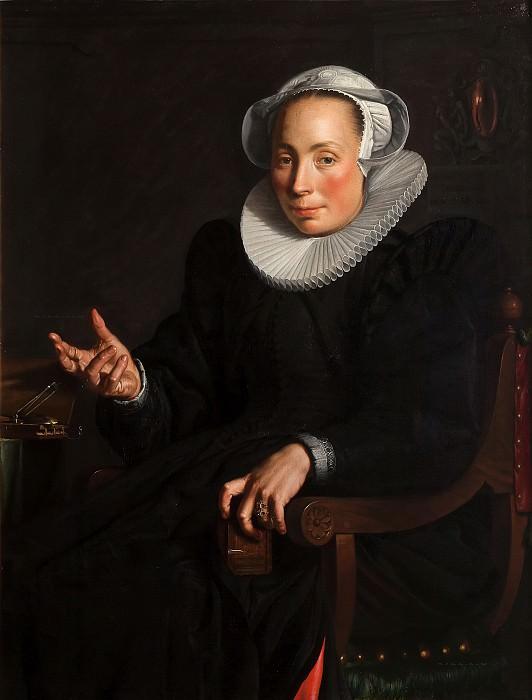 Кристина Эйтевал ван Хален (1568-1629). Иоахим Эйтевал (Втевал)