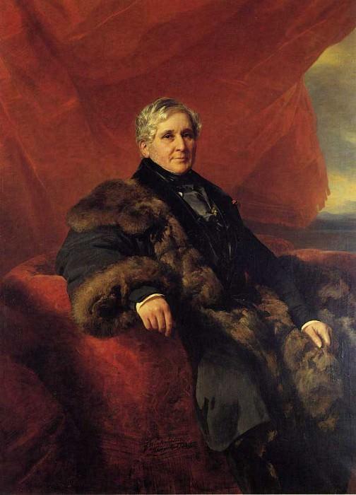 Charles Jerome, Comte Pozzo di Borgo. Franz Xavier Winterhalter
