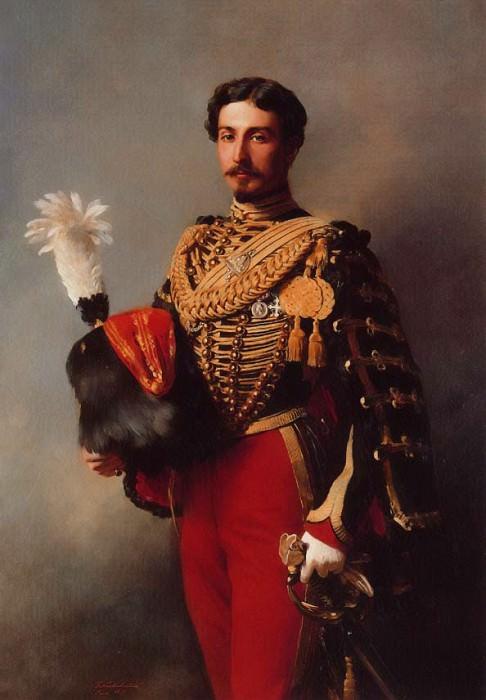 Edouard Andre. Franz Xavier Winterhalter