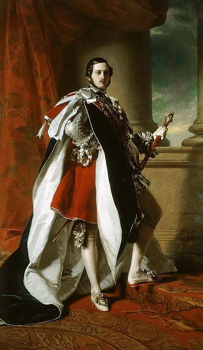 Prince Albert (1819-61). Franz Xavier Winterhalter