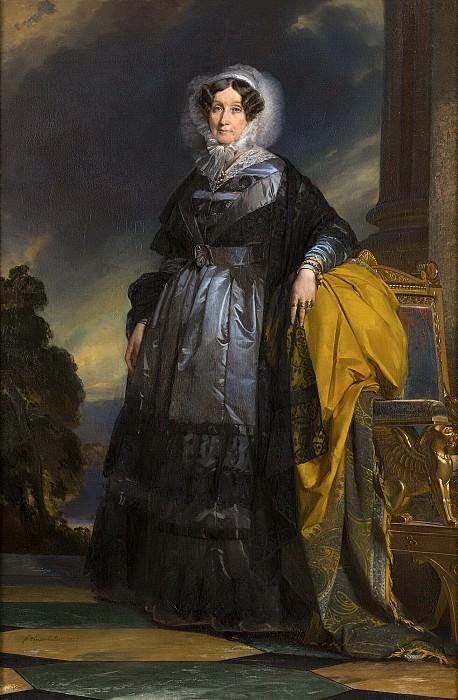 Madame Adelaide d´Orleans. Franz Xavier Winterhalter