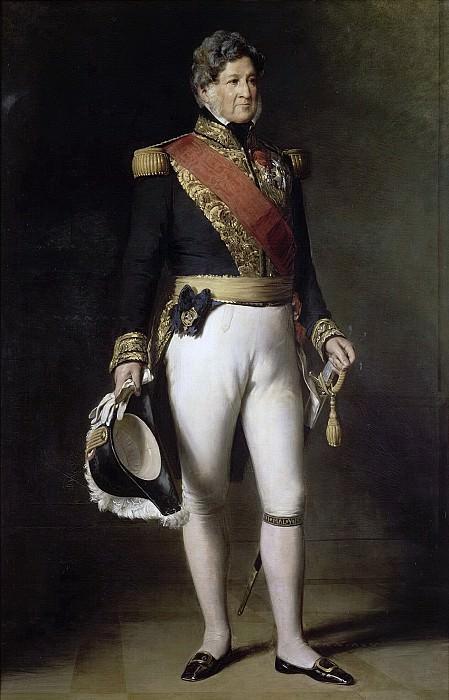 Louis-Philippe, King of France. Franz Xavier Winterhalter