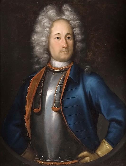 Olof Strömstierna (1664-1730). Johann Henrich Wedekind