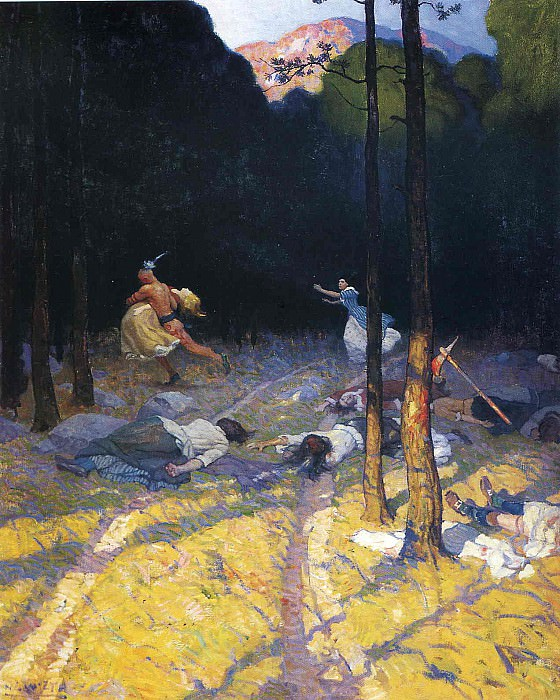 File9777. Newell Convers Wyeth