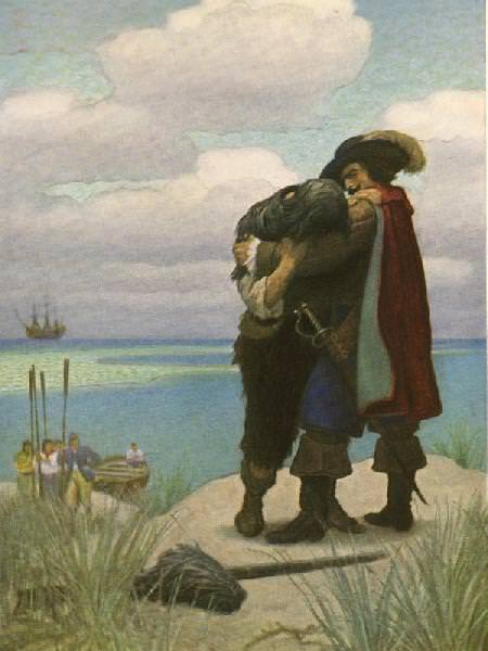 #16596. Newell Convers Wyeth