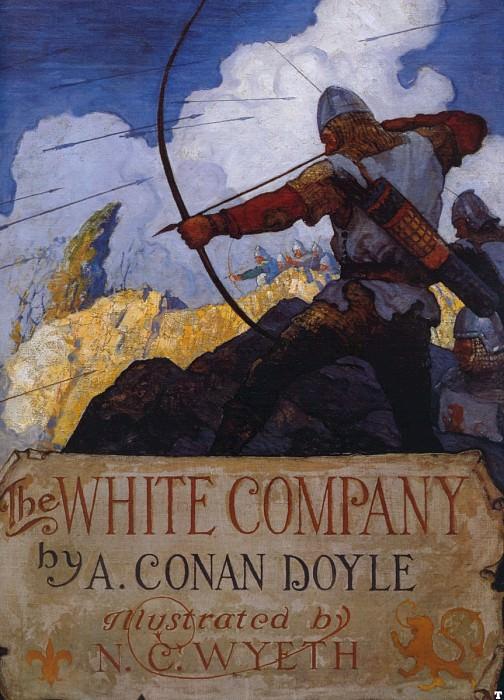 n c wyeth the white company. Newell Convers Wyeth