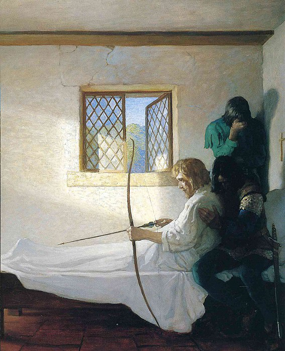 img607. Newell Convers Wyeth