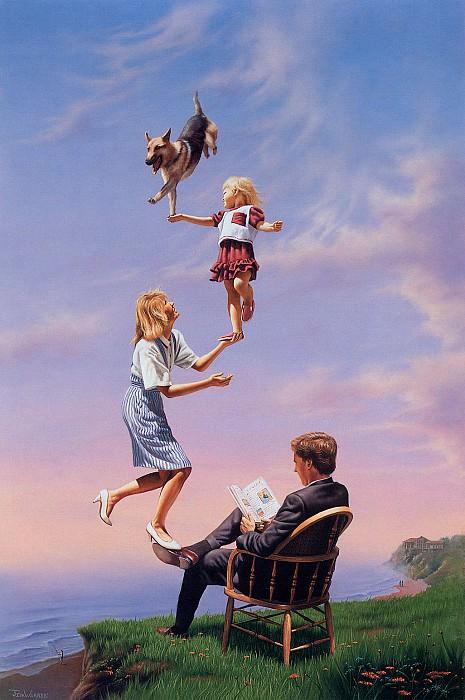Family Balance. Джим Уоррен