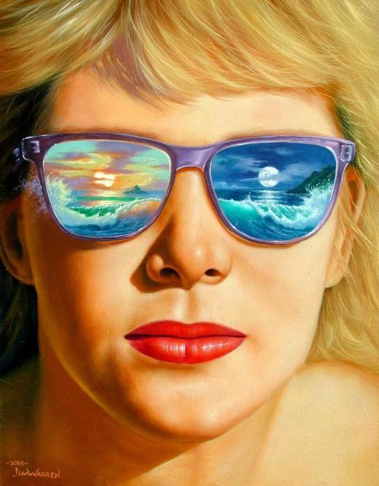Hawaian Eyes. Джим Уоррен