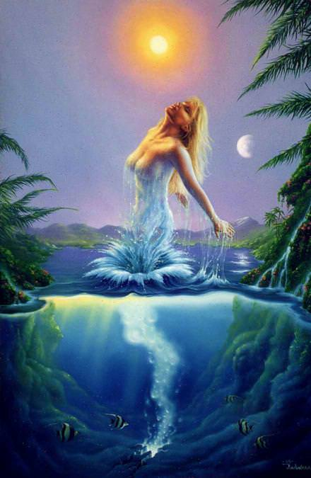 Fountain of the youth. Джим Уоррен