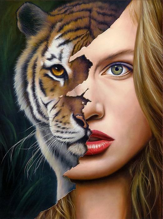 Tiger Within. Джим Уоррен