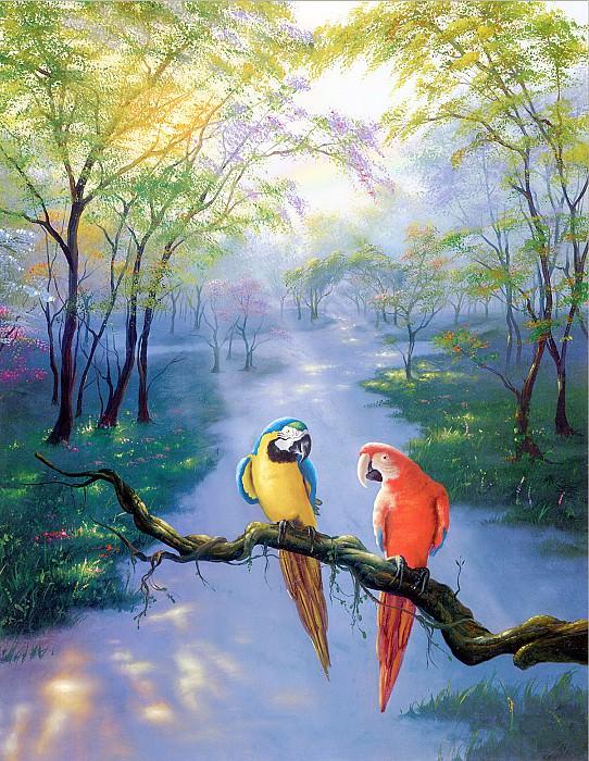 Colors of the Rainbow. Джим Уоррен