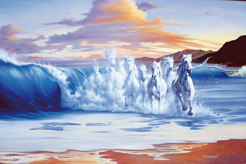 The Wave. Джим Уоррен
