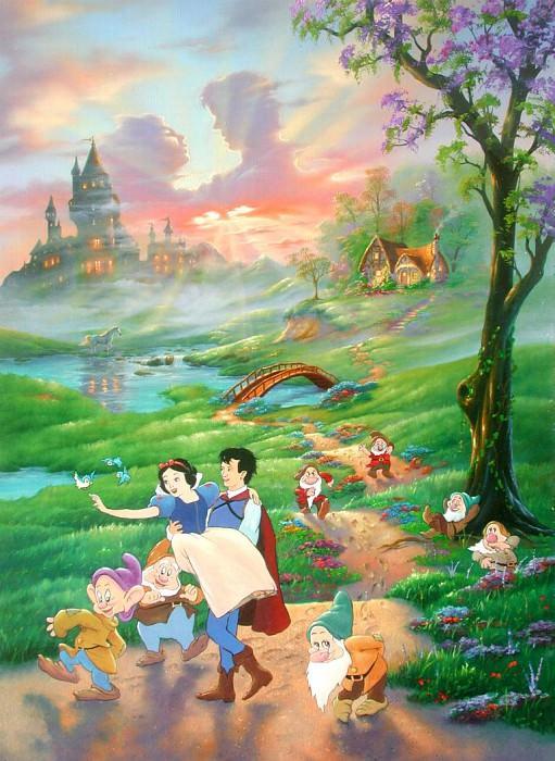 Snow White's Romance. Джим Уоррен