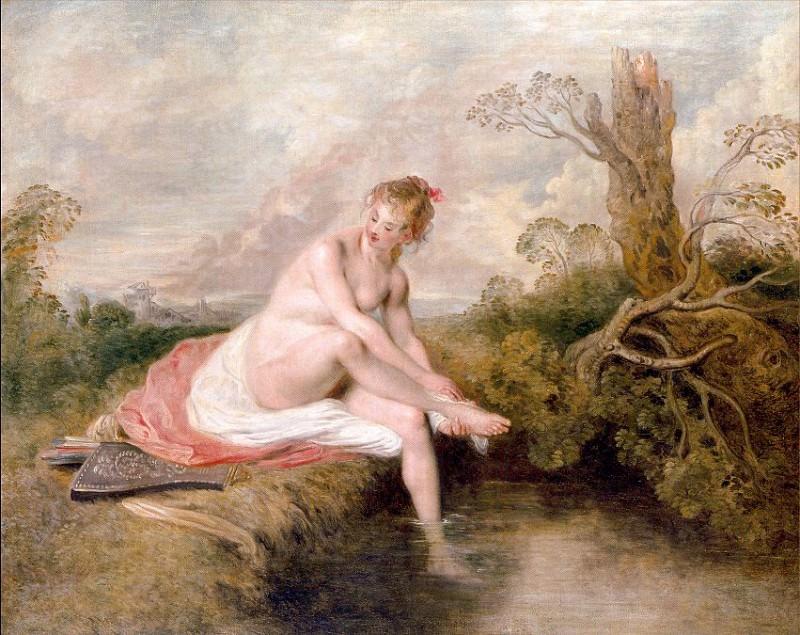 watteau38. Jean-Antoine Watteau