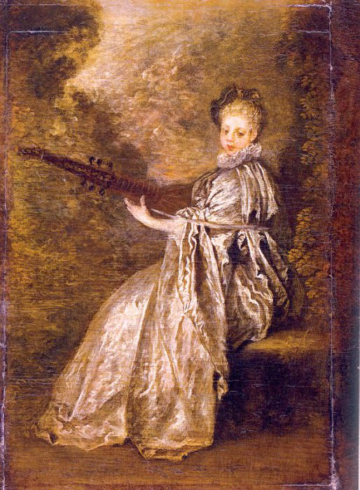 watteau20. Jean-Antoine Watteau