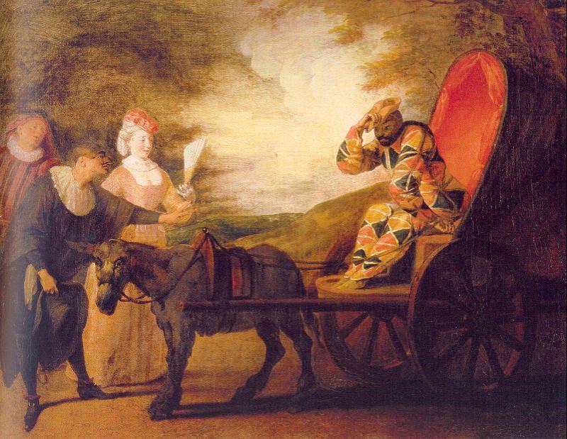 #46028. Jean-Antoine Watteau