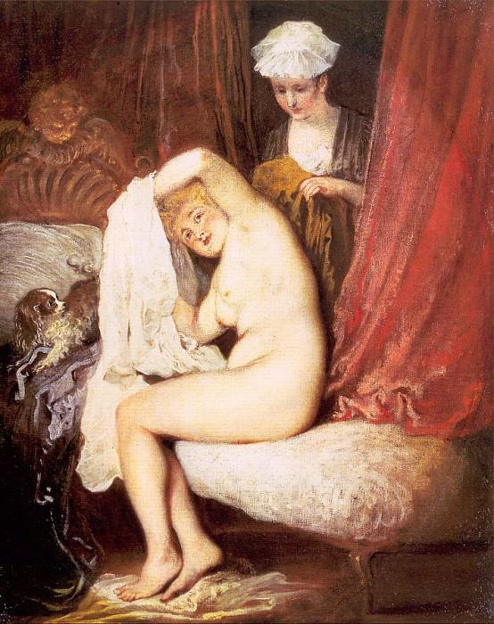 watteau18. Jean-Antoine Watteau