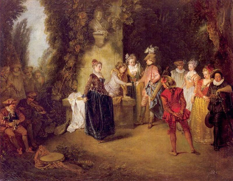 watteau42. Jean-Antoine Watteau