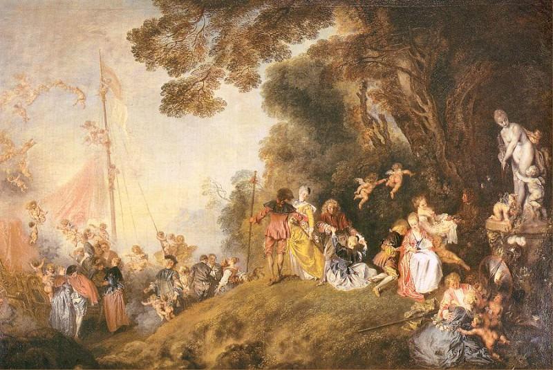 watteau17. Jean-Antoine Watteau