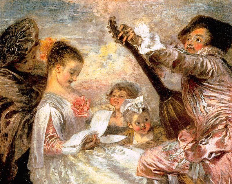 watteau25. Jean-Antoine Watteau