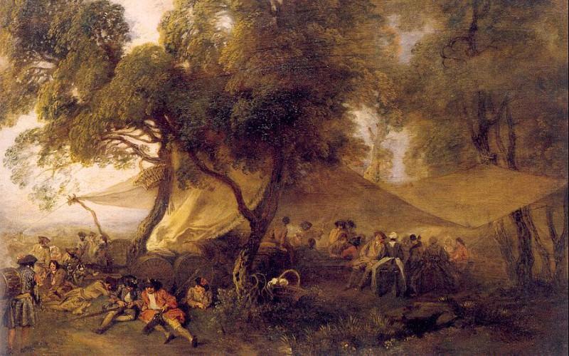 watteau7. Jean-Antoine Watteau