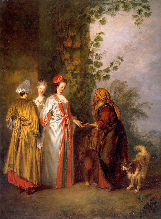 watteau33. Jean-Antoine Watteau