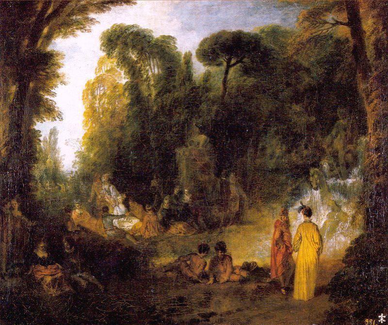 watteau23. Jean-Antoine Watteau