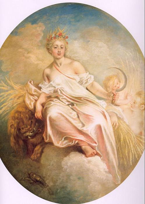 #46039. Jean-Antoine Watteau