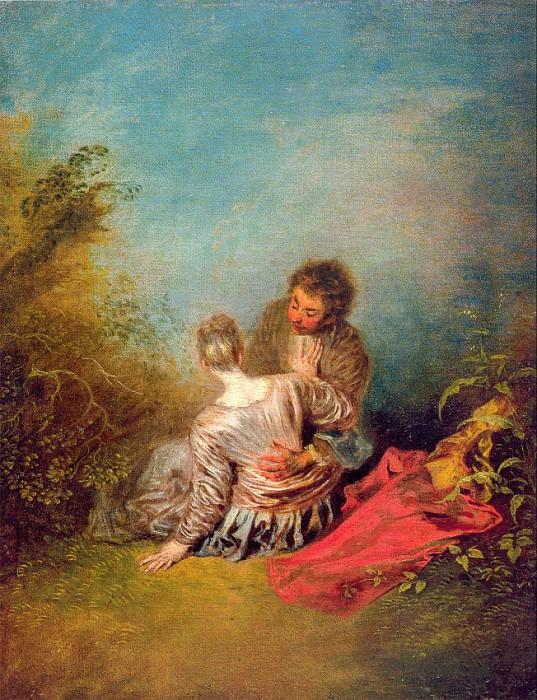 watteau35. Jean-Antoine Watteau