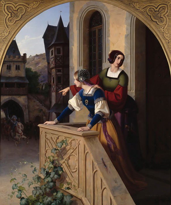 The Homecoming. Ferdinand Weiss
