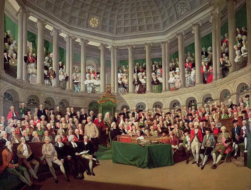 Ирландская Палата общин. Фрэнсис Уитли