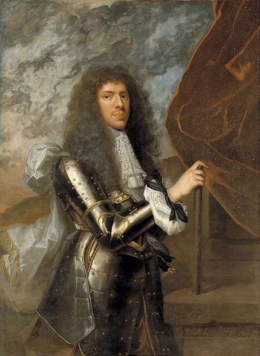 Eugen Mauritz (1635-1673), Duke of Savoy-Carignan. Vaillant Wallerand (After)
