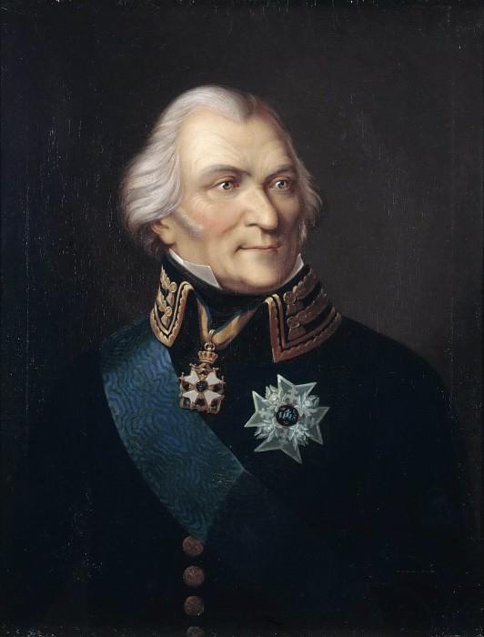 Johan Kristoffer Toll (1743-1817). Johan Way